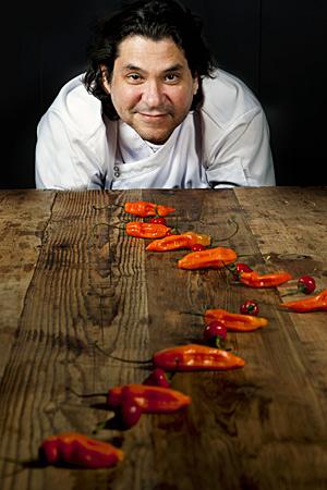 Gastón Acurio, gourmet peruano
